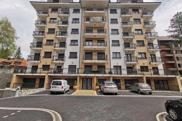 Smeštaj Novi apartmani na Zlatiboru